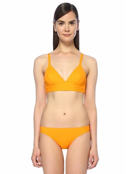 Dnud Bikini Üst Oranj
